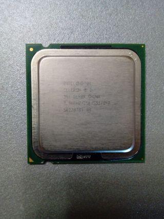 intel celeron D 346 3.06/256/533