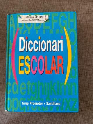 Diccionario Català Santillana