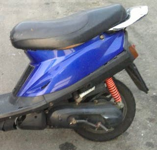 Motor jog r antiguo de serie minarelli aire