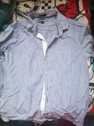 camisa niño máximo dutti talla 7-8