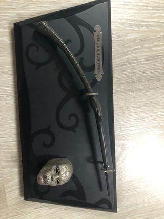 Varita de Bellatrix Lestrange noble collection