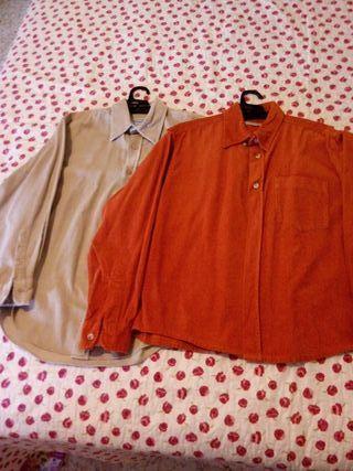 Lote camisas micropana