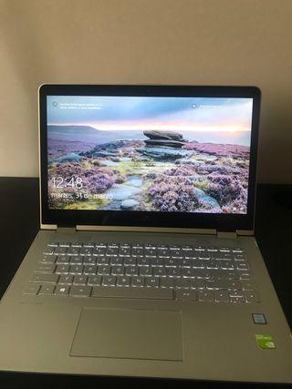 PORTATIL HP Táctil y Convertible a tablet