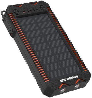 Cargador Solar Portátil 12000mAh SIN ESTRENAR