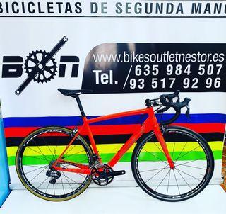 Bicicleta BH ultralight di2