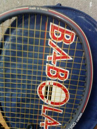 raquetas de tenis profesional