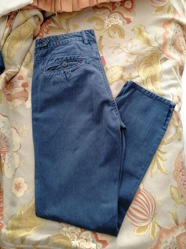 pantalon vaquero largo