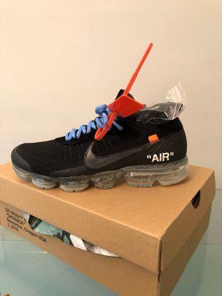Nike vapormax off white