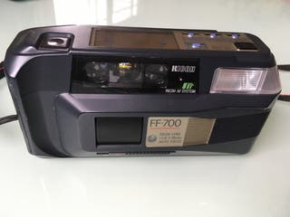 Cámara de fotos ricoh FF 700
