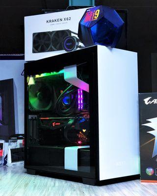 PC Gaming 4K I9-9900K, 16GB y RTX 2080Ti