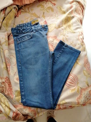 pantalon vaquero largo