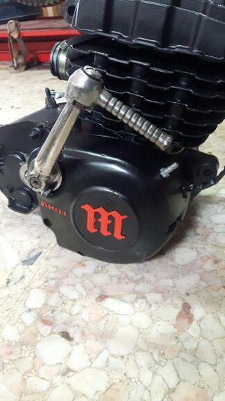 Moto motor montesa 349