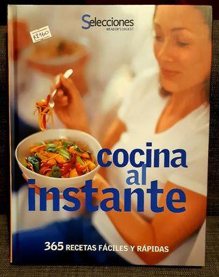 Cocina al instante 365 recetas