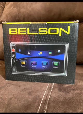 AUTORADIO BELSON BS 424
