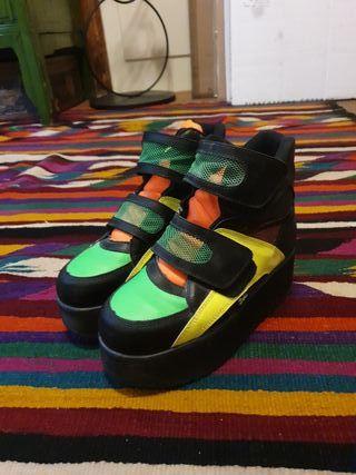 Zapatos Buffalo Neon 38