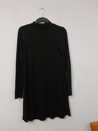 vestido cuello pekings