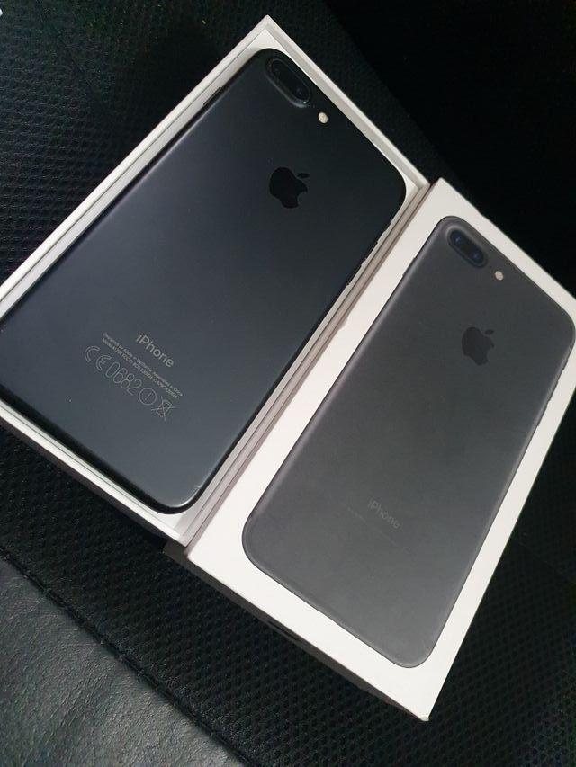 I PHONE 7 PLUS 32GB NEGRO
