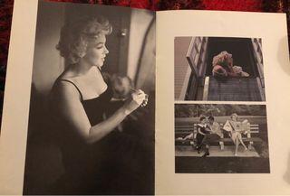 Álbum de Marilyn Monroe por Sam Shaw