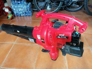 Sopladora y aspiradora de gasolina