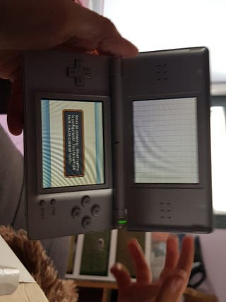 consola nintendo DS+juego Brain training
