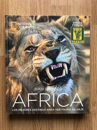 África. Los mejores destinos para ver fauna salvaj