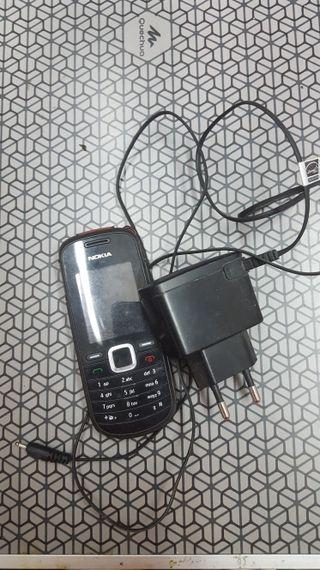 TELÉFONO NOKIA 1661+CARGADOR EN PERFECTO ESTADO