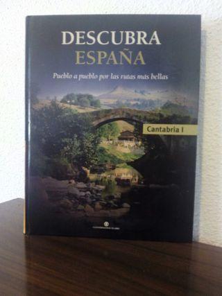 """Libro """"Descubra España, Cantabria I"""""""