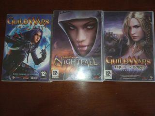 Lote Juegos GuildWars PC