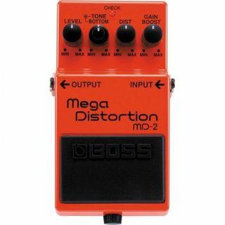 pedal guitarra boss md2