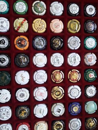 Colleccionismo, chapas de coleccion