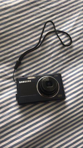 Cámara fotos Samsung Wifi con funda