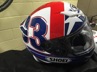 Casco Shoei Marc Márquez