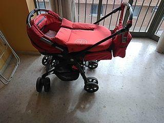 carro de bebe y maxicosis