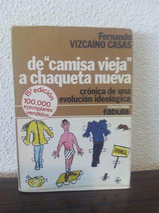 """Libro """"De camisa vieja a chaqueta nueva"""""""