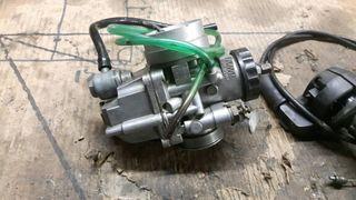 Moto carburador
