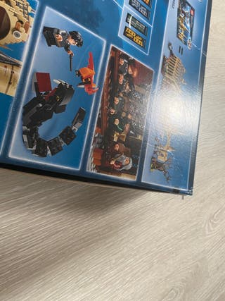 Comedor de Hogwarts de Lego Harry Potter sin abrir
