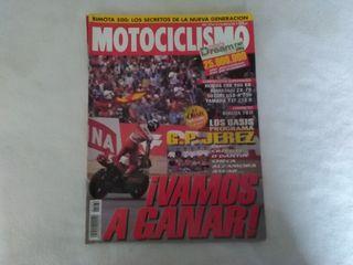 Bimota YB11 Motociclismo nº 1472