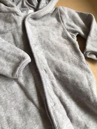 Mono buzo pijama bebé