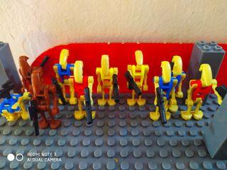 LEGO STAR WARS CONFEDERATION DROIDS