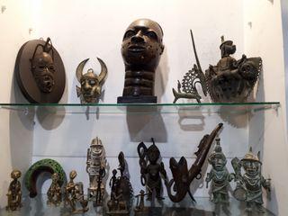 Bronces africanos