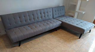 sofa-cama nuevo!