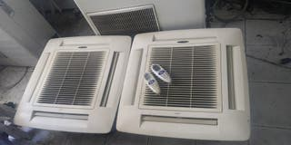 Aire acondicionado tipo cassette 9000 frig multi