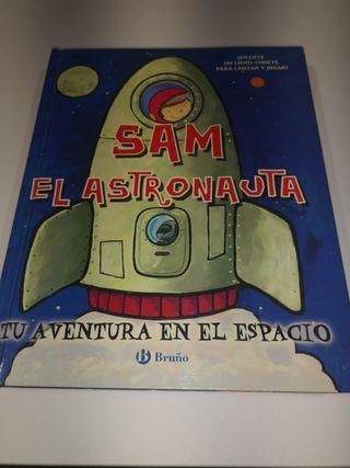 SAM EL ASTRONAUTA