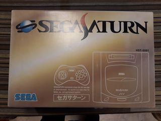 Sega Saturn modelo 1