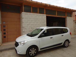Dacia Lodgy Camper