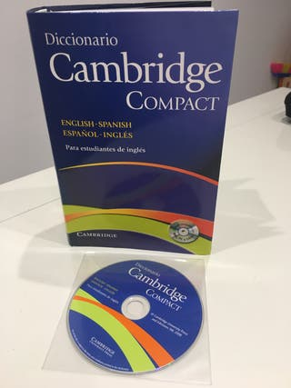Diccionario Cambridge compact edition