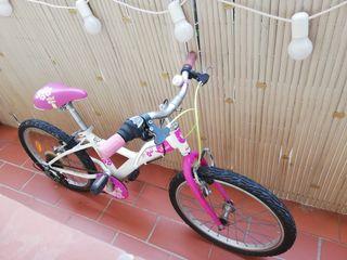Bicicleta niña 7-9 años