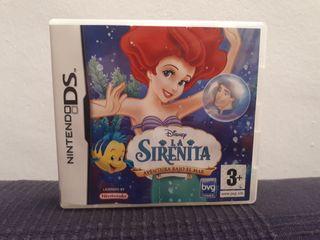La Sirenita DS