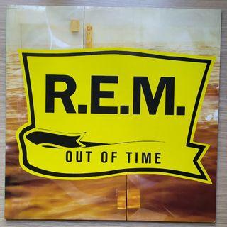Disco de Vinilo R. E. M. Out Of Time