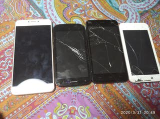 móviles bq,wiko y Meizu